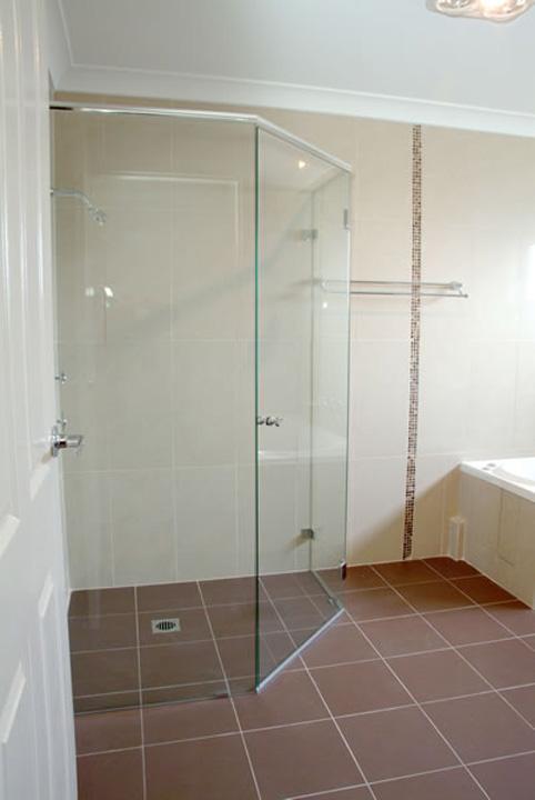 Custom bathroom mirrors framed - Shower Screens Amp Wet Rooms Custom Made To Order O