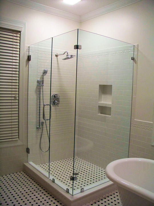 Shower Screens Wet Rooms Custom Made To Order O Driscoll Glass